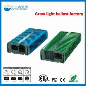 China china top 3 factory 600 hps ballast hydroponics greenhouse ballast dimming ballast on sale