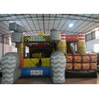 China Builder theme inflatable combo & commercial bouncer combos from Xincheng company wholesale