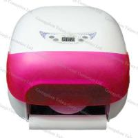 China 120 Sec Timer 36W Bulbs Gel UV Nail Lamp For Faster Drying, Drying UV Gel in 90s wholesale