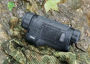China Vanadium Oxide Unrefrigerated Detector Thermal Monocular With OLED Display wholesale
