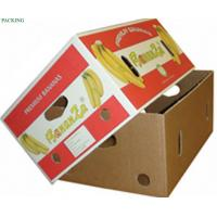 China wholesale corrugated box for packing fruit/vegetables wholesale