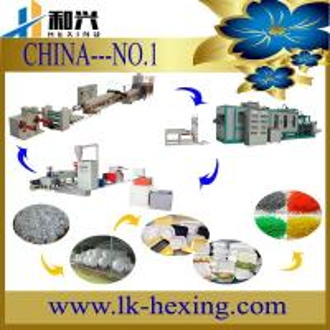 China Disposable Foam Tray Making Machine on sale