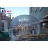 China 4m Diameter Inflatable Bubble Tent Price PVC Plant Warm House Garden Bubble Tent wholesale