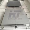 Anti Static OA Steel Raised Floor Dust - Proof Corner Lock Type Easy Installed