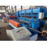 China PLC control 16 Roller Shutter Door / door frame roll forming machine wholesale