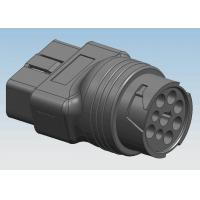 Buy cheap 9- Pin Male To J1962 Obd2 16 Pin Male Connector Type 1 PA66 Male Plug from wholesalers