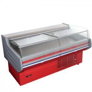 Buy cheap 2 affichages dynamiques écologiques de réfrigérateur d'affichage d'épicerie de m from wholesalers