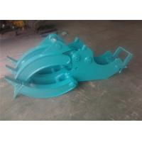 China Mechanical Wood Grapple Log Grapples for Excavators Kobelco SK80 wholesale