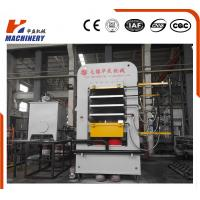 China Commercial Laminate Hot Press Machine For Plywood / Door Skin wholesale
