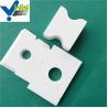 China Zibo cheap high temperature resistance alumina oxide ceramic tile wholesale