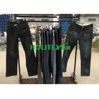 Korean Style Used Mens Pants , Second Hand Mens Jeans Pants For Southeast Asia