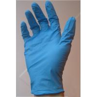 China HDPE clear disposable platic gloves wholesale
