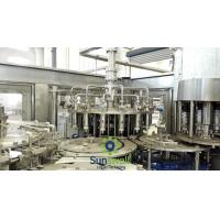 Buy cheap 3 In 1 Grapefruit Hot Filling Machine Stainless Steel Gravity Filling from wholesalers