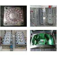 China Plastic injection mold making with PPA GF60 , plastic injection mould wholesale