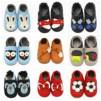 China handmade Shoes Soft Touch Baby Shoes on sale