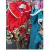 Long Design Nice Ladies Yellow Sleepwear for Girls