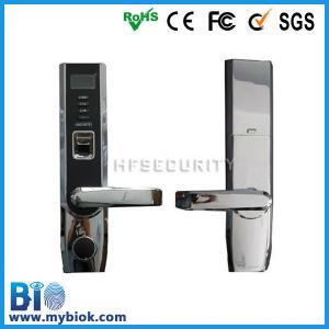 China Safe finger print door lock( Bio-LA501) wholesale