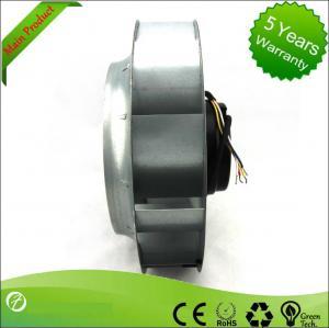 Buy cheap Сильный центробежный вентилятор ЭК центробежный с безщеточным внешним мотором ро from wholesalers