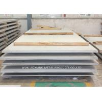 Buy cheap Acid White Stainless Steel Hot Rolled Plate 304 Alloy Steel No.1 Surface from wholesalers