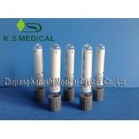 Glucose Tube Fluoride Oxalate Color Coded Blood Collection Tubes