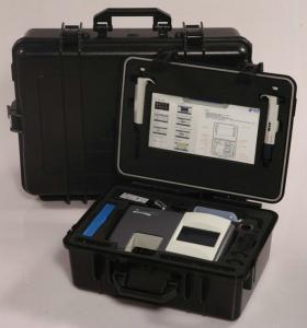 Buy cheap 水質分析の携帯用分光計 C30M の分光帯域幅 4.0nm from wholesalers