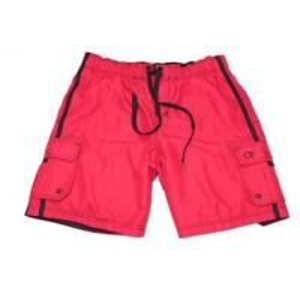 China TR Men's Cargo Elastic Waist Swim Short on sale