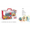 China DIY Soft Plastic Stick Pipe Building Blocks Educational Toys 360 Pcs In Box Age 3 Kids wholesale