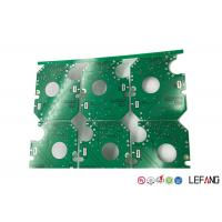 Buy cheap Green Solder Mask Double Layer PCB Board 1OZ Copper Thickness HASL Surface from wholesalers
