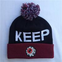 100% acrylic new eyes Beanies WinterCap Men Hat Knitted hatshiphop Fashion chapeu For Women caps 3D embroidered