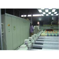China Maganetic Rotary Screen Printing Machine HMI Interter Controlled Individual Driving on sale