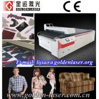 China Printing Sportswear Cutting Laser VisionCUT Machine wholesale