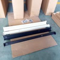 Buy cheap Universal Adjustable Server Rack Rails 1U 30 - 60kg Static Loading 1.2mm from wholesalers