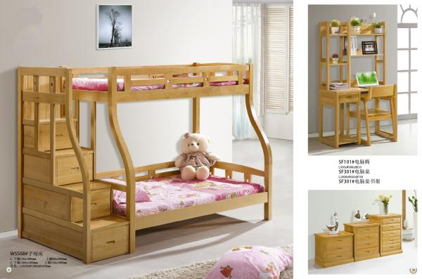 _bunk_bed_double_bunk_bed_double_strong_style_color_b82220_decker_bed ...