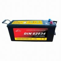 China Car Batteries for Sale, 12V/120Ah, Measures 507 x 169 x 203 x 224mm wholesale