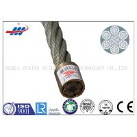 China Hot Dipped Galvanized Steel Wire Rope 6x19+FC For Loading / Tugboat / Floating on sale