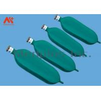 Buy cheap Latex -free CE Safety Single Use Latex Free Breathing Bag Green from wholesalers
