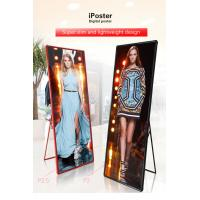 China P2.5mm Commercial Advertising LED Poster Display For Brand Stores, Hotels,Shopping Malls on sale