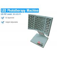 China Portable LED Phototherapy Machine With Red / Blue / Yellow Light For Face Treatment on sale