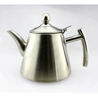 China Hot sale in amazon environmental stainless steel tea pot coffee kettle on sale