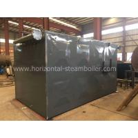 China Professional Coal Fired Thermal Fluid Boiler/ Thermo Oil Boiler With High Heat Efficient wholesale