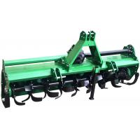 China Heavy duty hydraulic rotary tiller with PTO for tractor equipments, different working width and colour wholesale