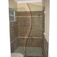 China Tempered glass shower enclosure & pivot showers & shower screen on sale