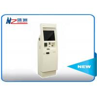 China Automatic self service library kiosk with thermal printer card wholesale