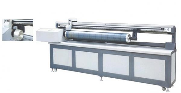 Quality Rotary Screen Inkjet Engraving System Textile Machinery Spare Part Max . Screen Breath 2100mm for sale