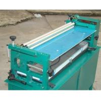 China Easy Operation Glue Applicator Machine , Total 3KW Industrial Glue Spreader on sale