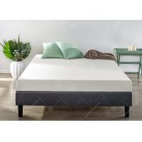 China 75 X 54 X 6 Inches Hotel Bed Mattress Environment - Friendly High Density Foam on sale