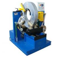 China Electric Wire Baler Cable Wrapping Machine With Two Driving Rollers 220V / 380V Voltage wholesale