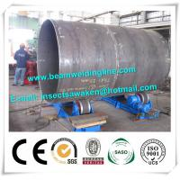 China High Efficient Wind Tower Welding Production Line Pipe Turning Rolls wholesale