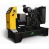 8kw 10kVA Perkins Diesel Generators , Silent / Open Type 3 Phase