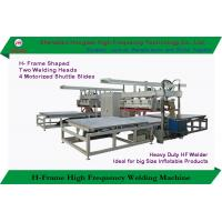 China H Frame Dielectric High Frequency Sealing Machine Compressed Air Supply 27.12 Mhz on sale